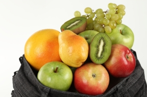 Eating between 2 to 3 servings of fruit a day is more than enough. Try to include a variety - citrus fruits, fruits eaten with their skin on, fruits with high calories for instant energy etc, so that you get a myriad of health benefits from your fruit platter.