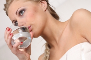For soft lips, it is a must to drink a minimum of 8 glasses of water everyday. Try and increase your fluid intake with herbal teas, juices and lemonade