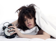 If you wake up looking like this most morning, you really need to get more sleep!