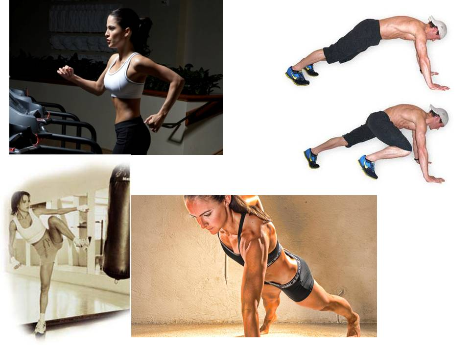 Cardio is not enough. Add HIIT to your workout routine to see a real difference