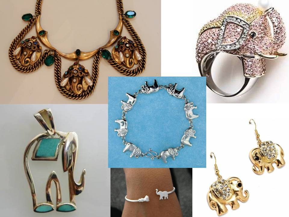 What Does Your Elephant Design Jewellery Say About You Little