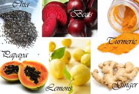 Try Liver healthy organic foods to improve your liver health!