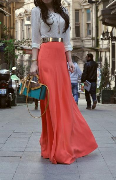 0564b913a31 Dressy Maxi Skirts - Dress Ala