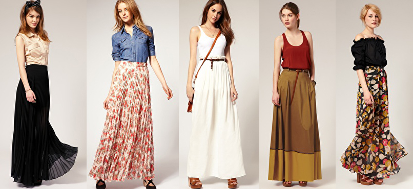 Each of these looks are perfect for the summer, letting you show off your sense of style