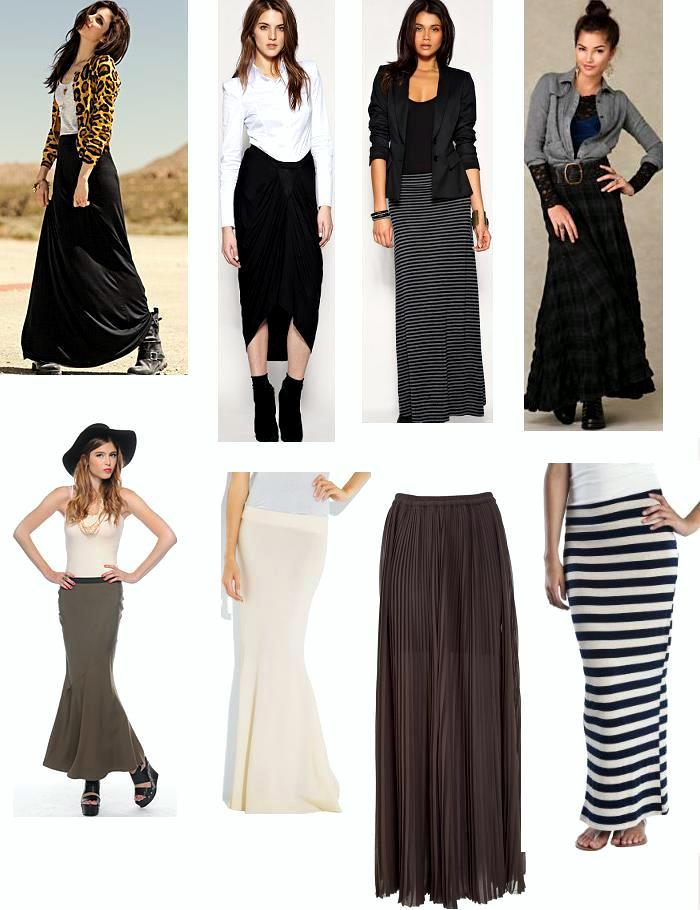 With so many styles in maxis, choosing one that suits your body shape is not difficult to find!