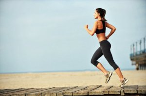 Comfortable running gear and good form are both more important than you think