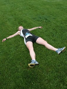 Give yourself Recovery time  post a run. Never continue running if you are in pain.