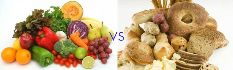 The Scoop On Good Carbs vs  Bad CarbsGood Carbs Bad Carbs