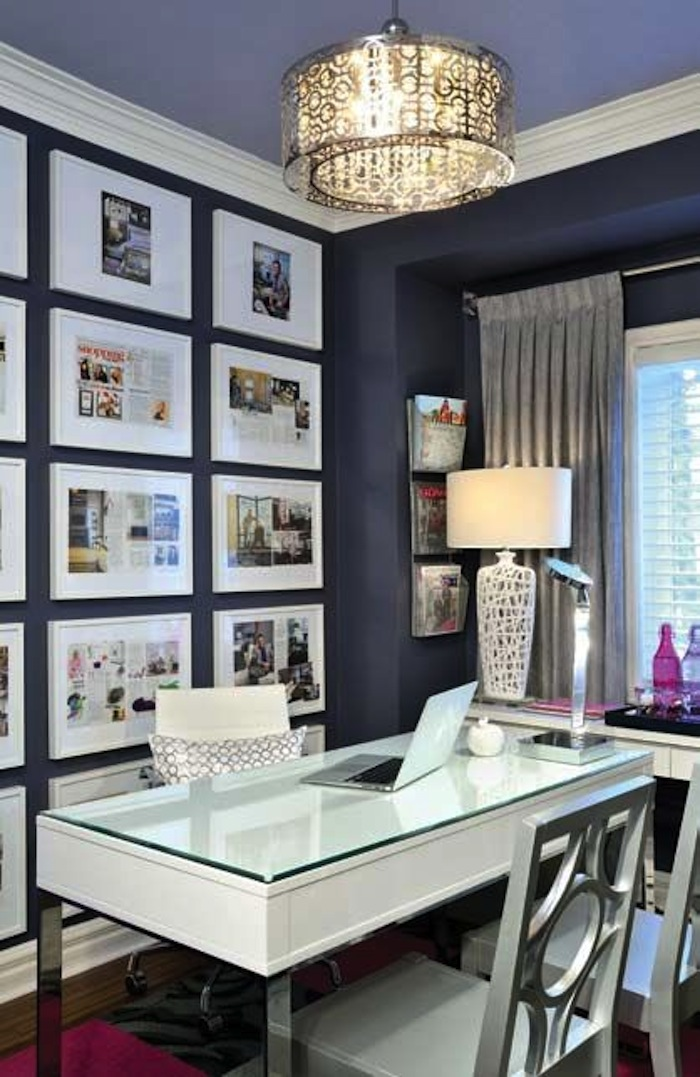 4 Essential Components Of A Chic Home Office Little Things That